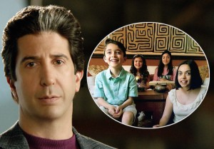 American Crime Story: The People v. O.J. Simpson – Pictured: David Schwimmer as Robert Kardashian. CR: FX, Fox 21 TVS, FXP Premieres on FX, early 2016