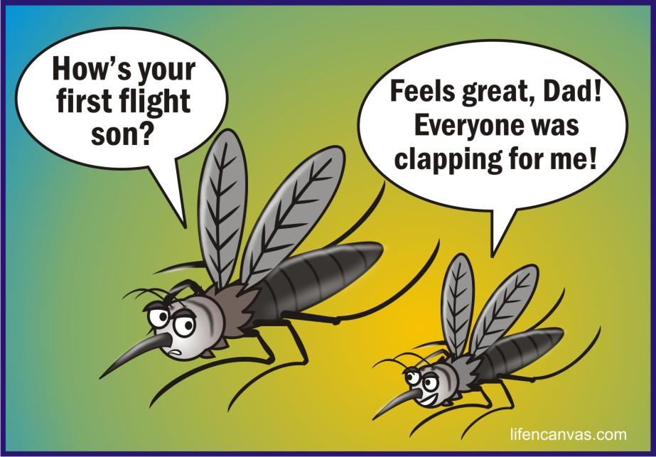 Tegla analizira – seksualne navike komaraca