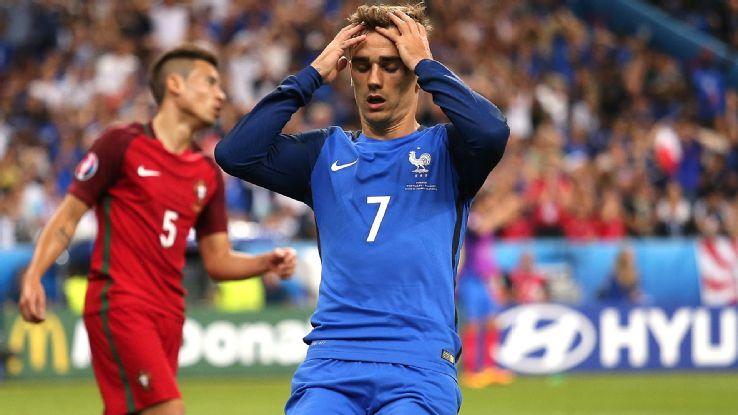 Heroji Evropskog prvenstva u Francuskoj