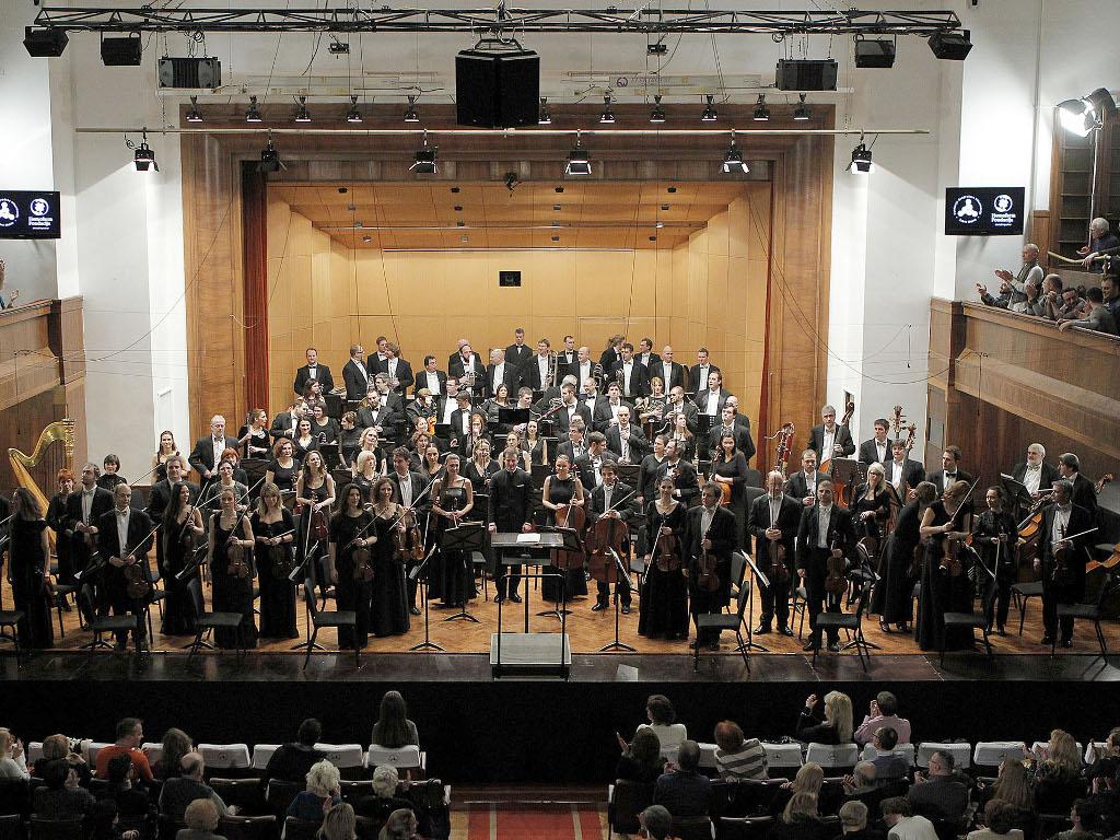 Muzika i moda u filharmoniji