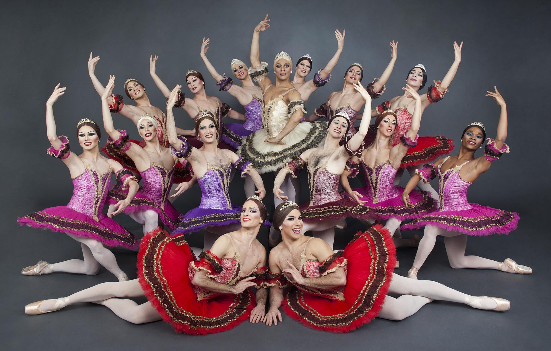 Očekujte spoj komedije i baleta