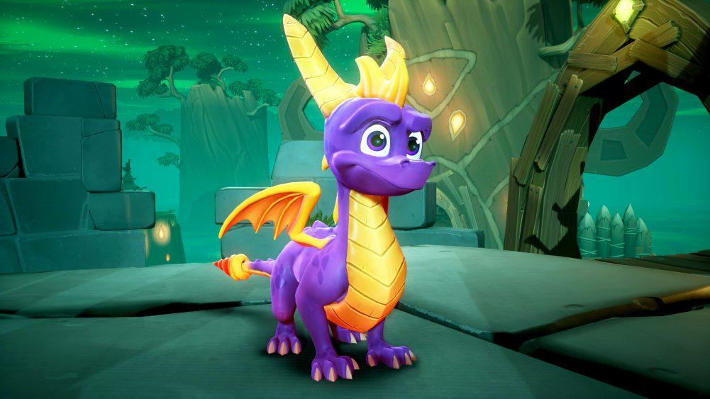 Legendarni Zmaj Spyro se vraća!