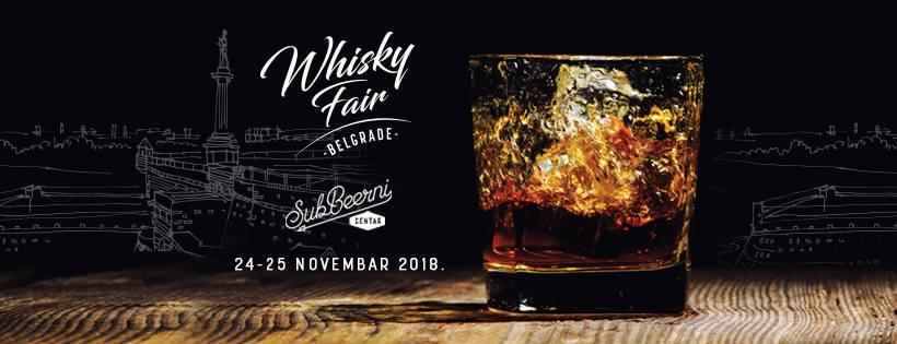 Cirkamo ovog vikenda na trećem Whiskey Fair-u