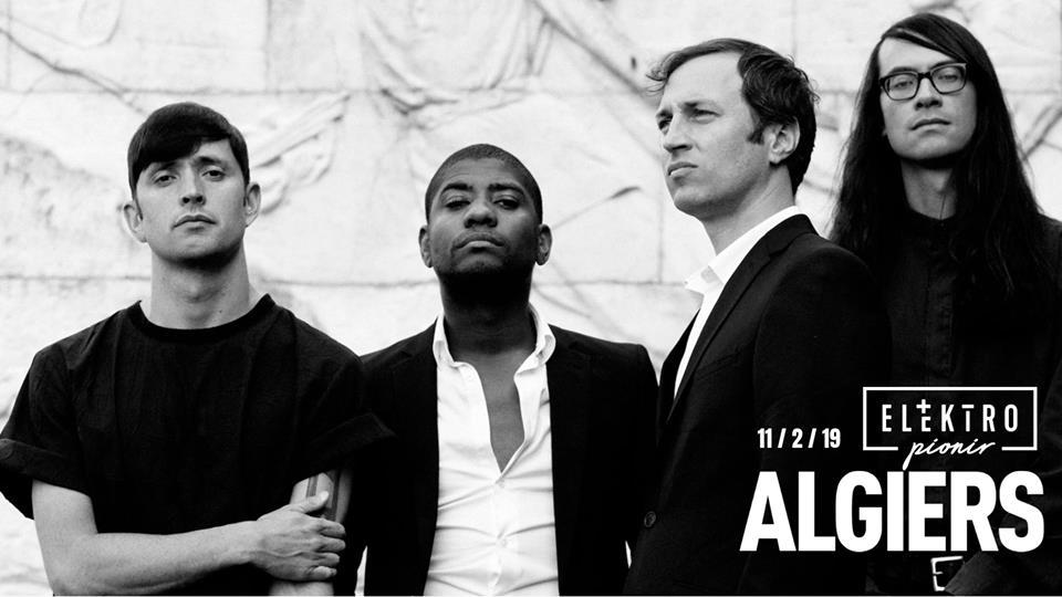 Ipak bez klikbejt naslova: intervju sa bendom Algiers